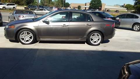 2007 Acura TL for sale in Beaumont, TX