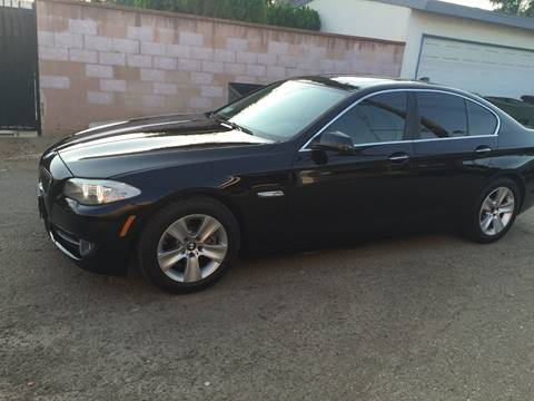 2013 BMW 5 Series for sale in Los Angeles, CA