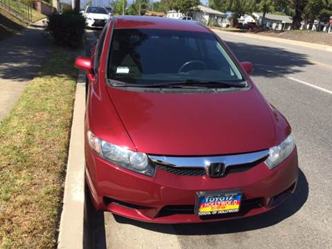2009 Honda Civic for sale in Los Angeles, CA