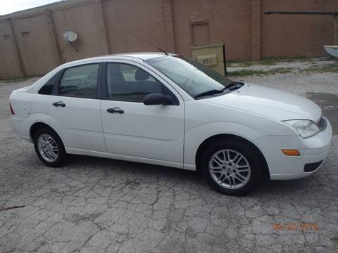 2007 Ford Focus for sale in Tulsa, OK