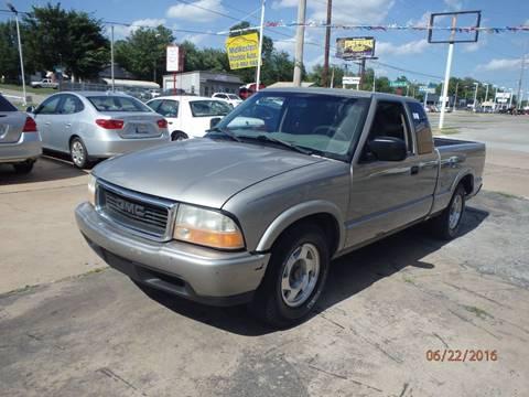 2001 GMC Sonoma for sale in Tulsa, OK