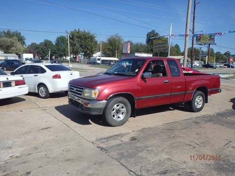 1995 Toyota T100 for sale in Tulsa, OK