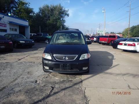 2001 Mazda MPV for sale in Tulsa, OK