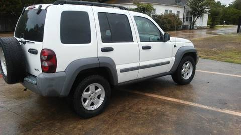 2005 Jeep Liberty for sale in Forney, TX