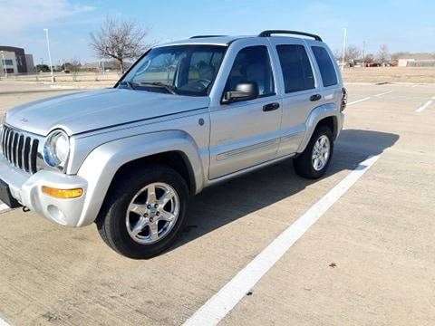 2004 Jeep Liberty for sale in Forney, TX