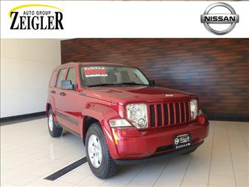 2012 Jeep Liberty for sale in Orland Park, IL
