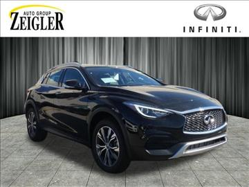 2017 Infiniti QX30 for sale in Orland Park, IL