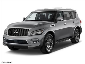 2017 Infiniti QX80 for sale in Orland Park, IL