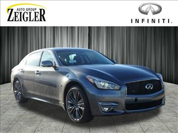 2017 Infiniti Q70L for sale in Orland Park, IL