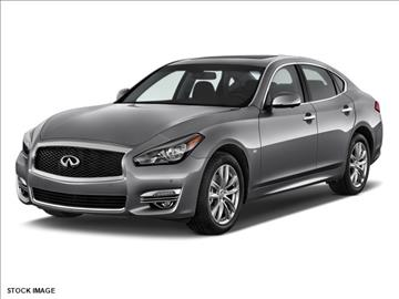 2017 Infiniti Q70 for sale in Orland Park, IL