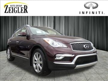 2017 Infiniti QX50 for sale in Orland Park, IL