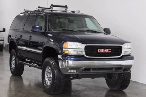 2000 GMC Yukon XL for sale at MS Motors in Portland OR