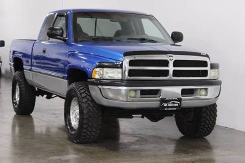 1998 Dodge Ram Pickup 2500 for sale at MS Motors in Portland OR