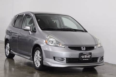 2008 Honda Fit for sale at MS Motors in Portland OR