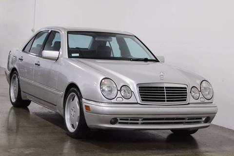 1999 Mercedes-Benz E-Class for sale at MS Motors in Portland OR