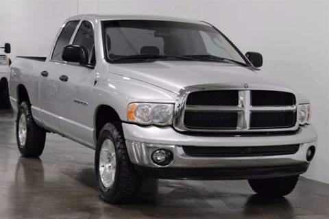 2005 Dodge Ram Pickup 1500 for sale at MS Motors in Portland OR