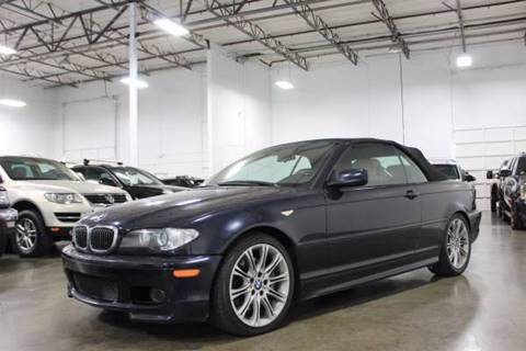2006 BMW 3 Series for sale at MS Motors in Portland OR