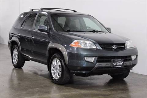 2003 Acura MDX for sale at MS Motors in Portland OR