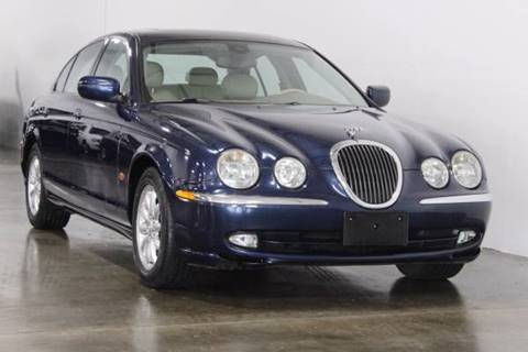 2002 Jaguar S-Type for sale at MS Motors in Portland OR