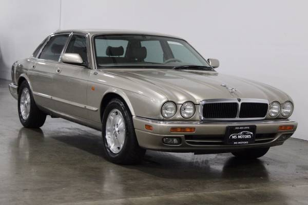 1997 Jaguar XJ Series XJ6 4dr Sedan   Portland OR