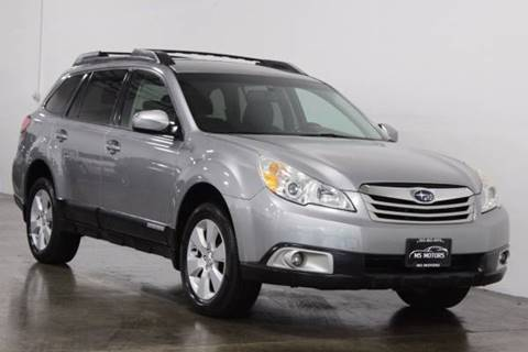 2010 Subaru Outback for sale at MS Motors in Portland OR