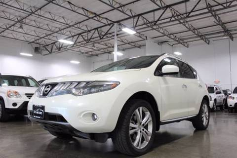 2009 Nissan Murano for sale at MS Motors in Portland OR