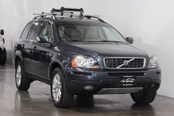 2009 Volvo XC90 AWD 3.2 4dr SUV W/ Versatility Package And Premium Package    Portland