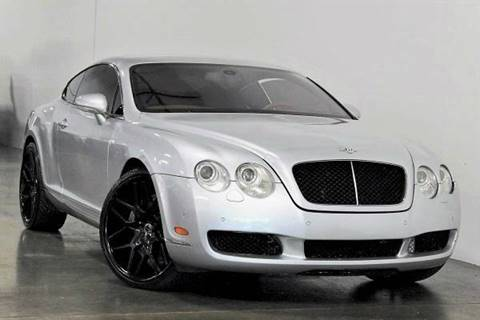 2004 Bentley Continental GT for sale at MS Motors in Portland OR