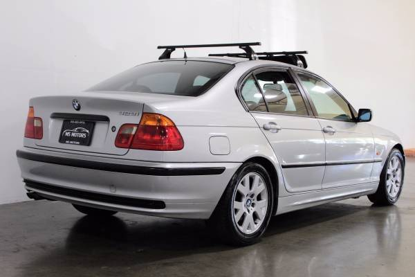 2000 Bmw 3 Series 323i 4dr Sedan In Portland OR - MS Motors