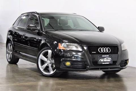 2011 Audi A3 for sale at MS Motors in Portland OR