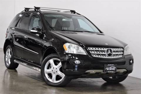 2006 Mercedes-Benz M-Class for sale at MS Motors in Portland OR