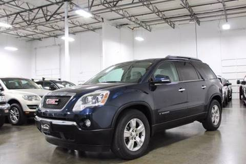 2008 GMC Acadia for sale at MS Motors in Portland OR