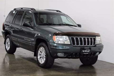 2002 Jeep Grand Cherokee for sale at MS Motors in Portland OR