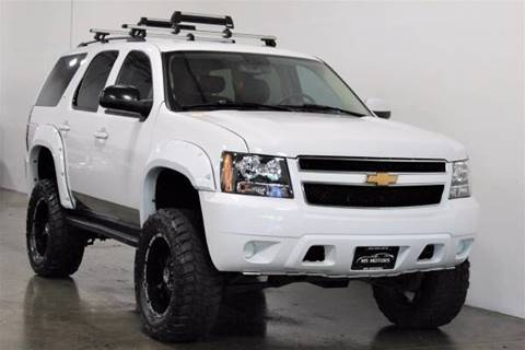 2007 Chevrolet Tahoe for sale at MS Motors in Portland OR