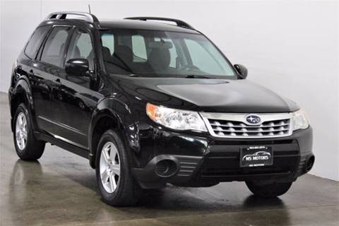 2012 Subaru Forester for sale at MS Motors in Portland OR
