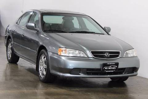2000 Acura TL for sale at MS Motors in Portland OR