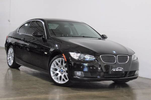 2007 Bmw 3 Series Awd 328xi 2dr Coupe In Portland Or Ms Motors