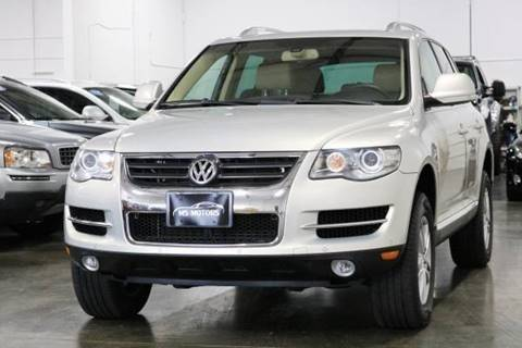 2008 Volkswagen Touareg 2 for sale at MS Motors in Portland OR