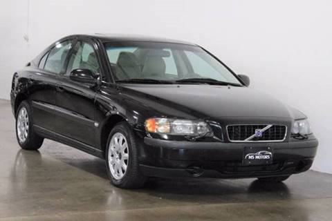 2001 Volvo S60 for sale at MS Motors in Portland OR