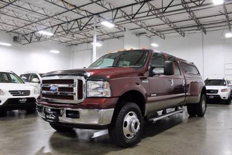 2005 Ford F-350 Super Duty for sale at MS Motors in Portland OR