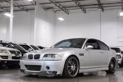 2001 BMW M3 for sale in Portland, OR