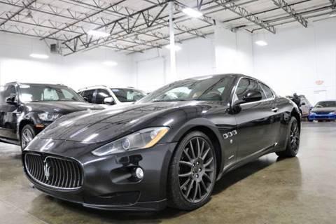 2009 Maserati GranTurismo for sale at MS Motors in Portland OR