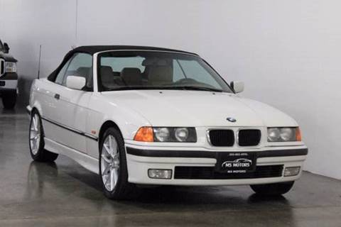1999 BMW 3 Series for sale at MS Motors in Portland OR
