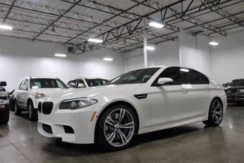 2013 BMW M5 for sale at MS Motors in Portland OR