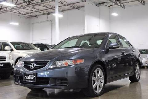 2004 Acura TSX for sale at MS Motors in Portland OR