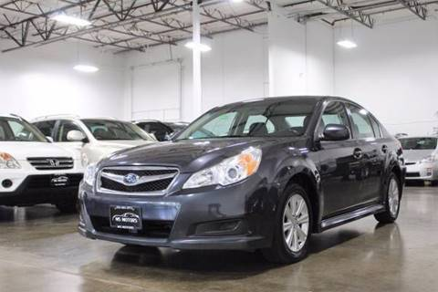 2012 Subaru Legacy for sale at MS Motors in Portland OR
