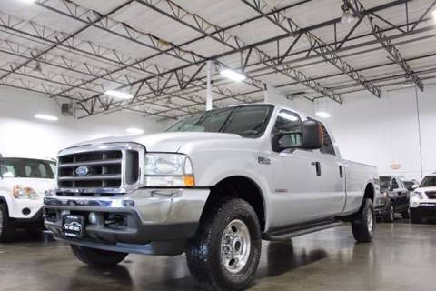 2004 Ford F-350 Super Duty for sale at MS Motors in Portland OR