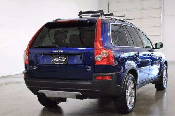 2006 Volvo Xc90 Awd V8 Volvo Ocean Race Edition 4dr Suv In