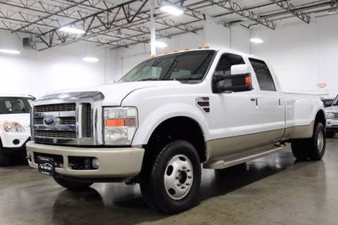 2008 Ford F-350 Super Duty for sale at MS Motors in Portland OR