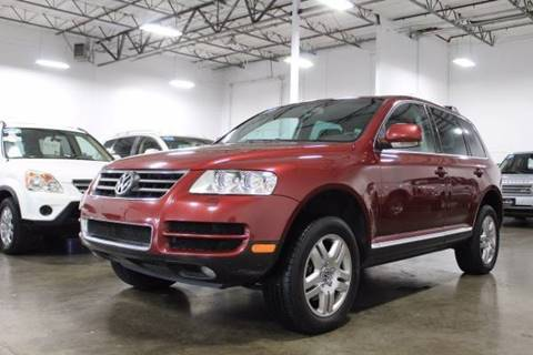 2004 Volkswagen Touareg for sale at MS Motors in Portland OR